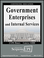 Government Enterprises and Internal Services