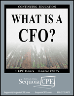 CPE for CPAs | What is a CFO?