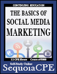Course# 5000: The Basics of Social Media Marketing